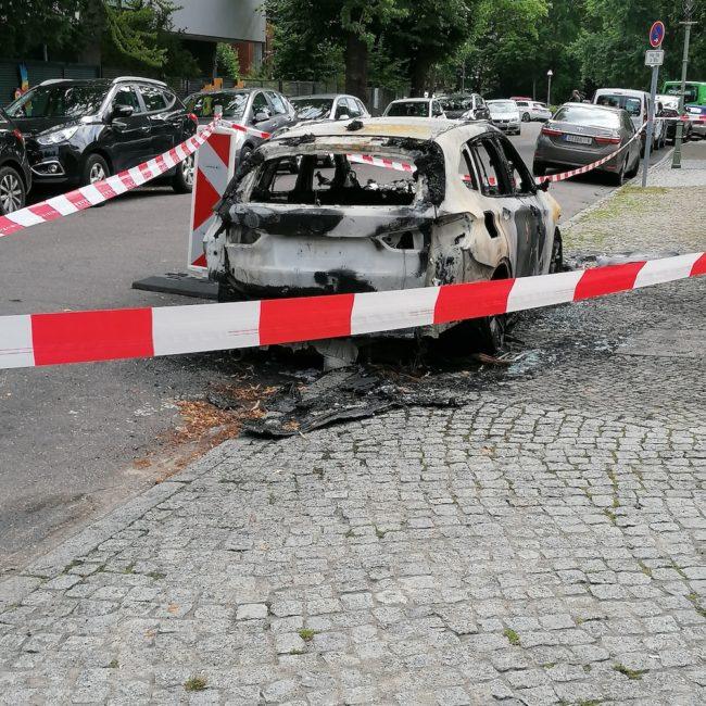 Brandanschlag Botschaft Berlin 2