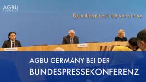 Bundespressekonferenz - Blick auf den Konflikt in Arzach (Berg-Karabach)