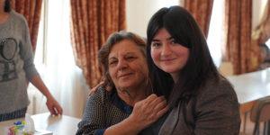 AGBU Yeria Delegation visiting Armenia and Artsakh