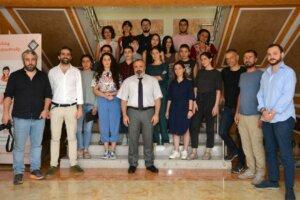 YP Madrid AGBU Media Program