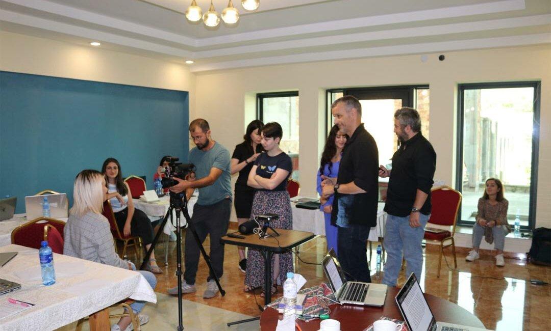 Storytelling in Journalism AGBU